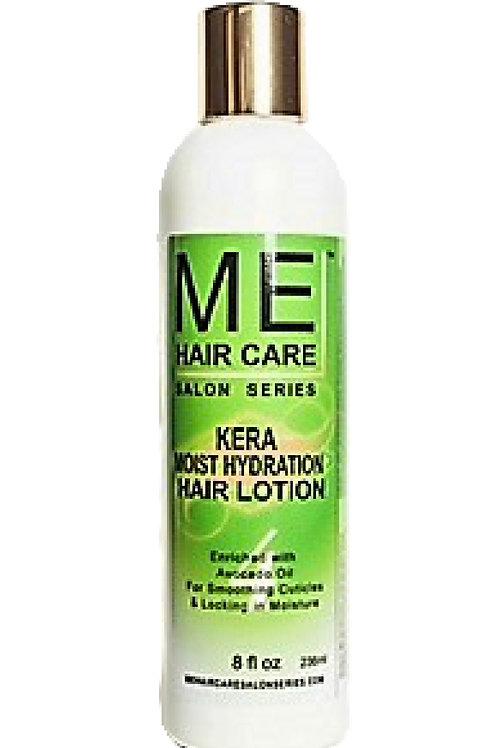 Kera Moist Hydration Hair Lotion Step 4