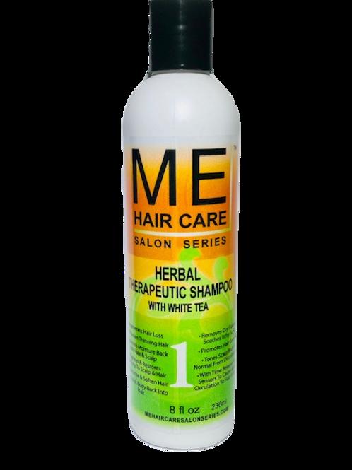 Herbal Therapeutic Shampoo w/ White Tea