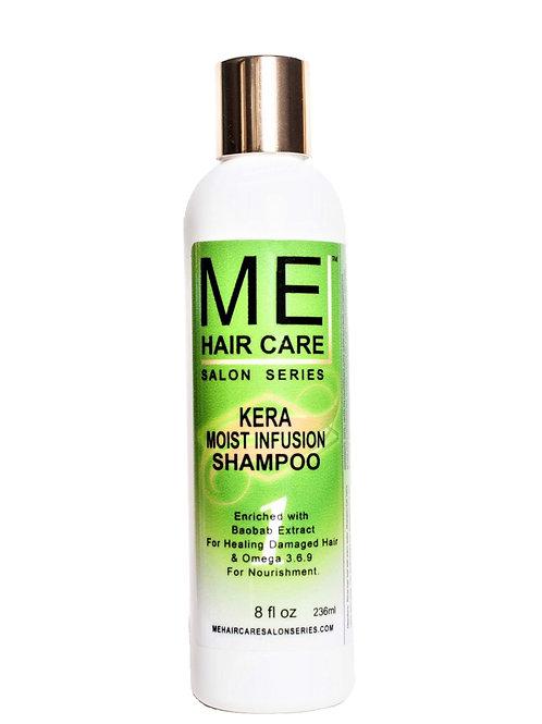 Kera Moist Infusion Shampoo Step 1