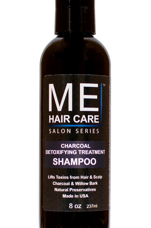 ME Activated Charcoal Detoxifying Shampoo