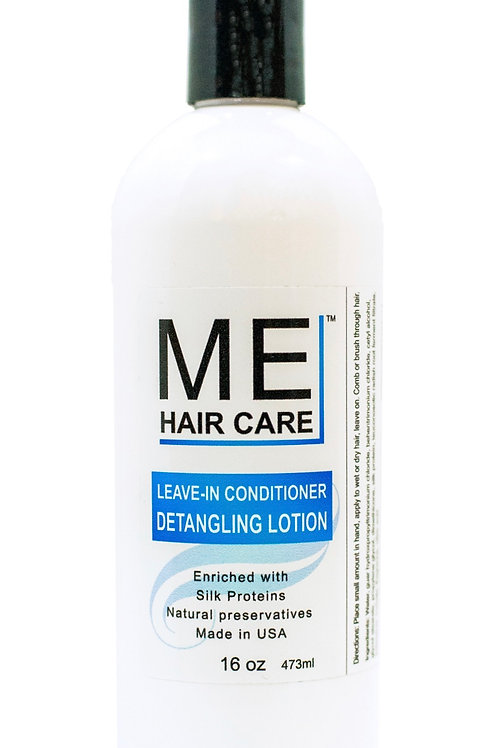 ME Leave In Conditioner Detangling Lotion
