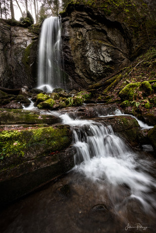 Passion for Waterfall