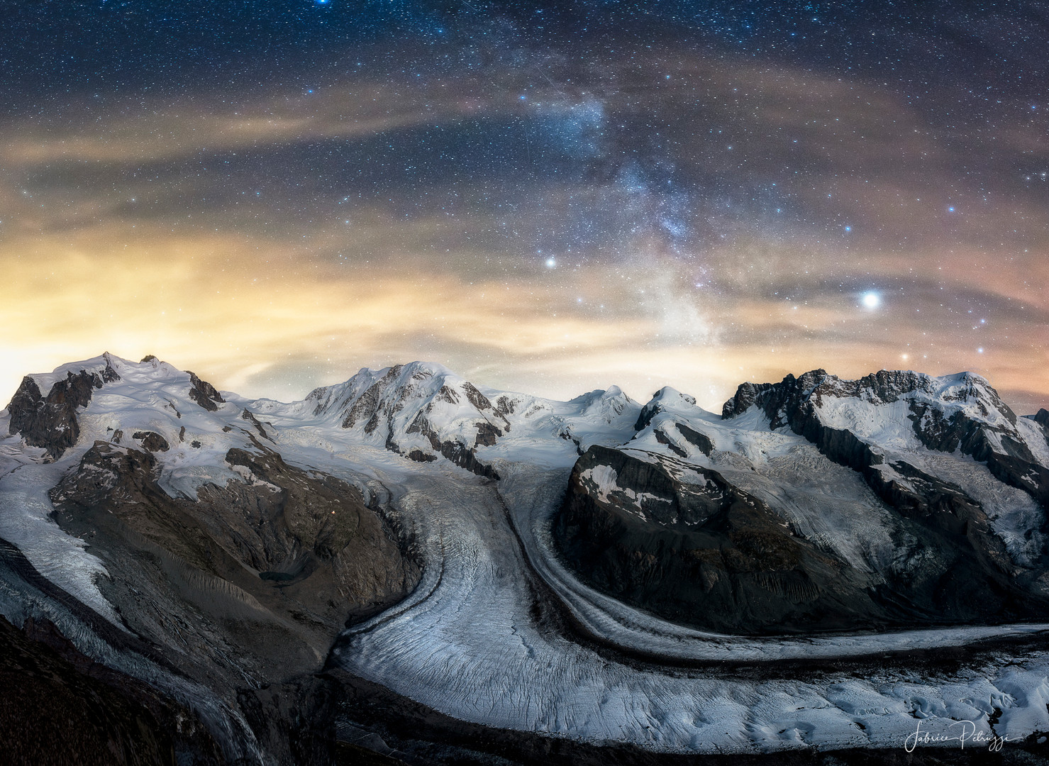 A night at 3000m