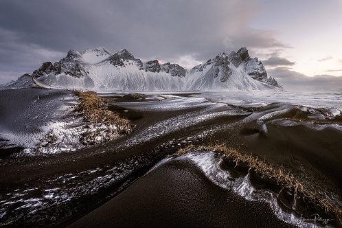 Dunes et Montagne