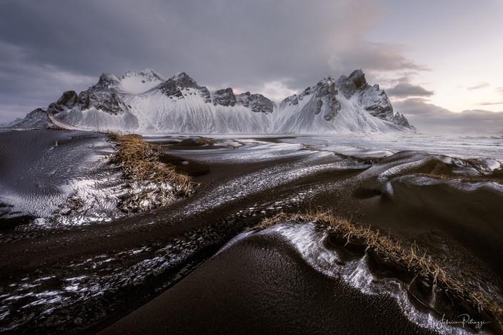 Dunes et Montagne.
