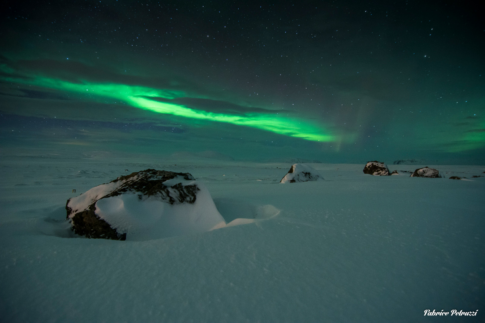 Chassing the Northern Lights