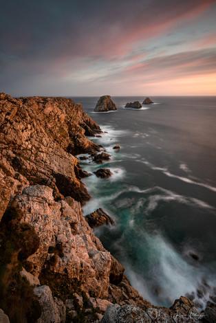 Cliffs of Pen Hir