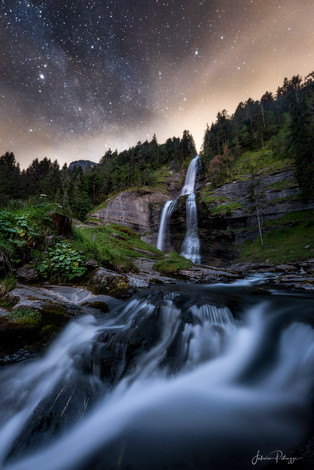 Milky Water