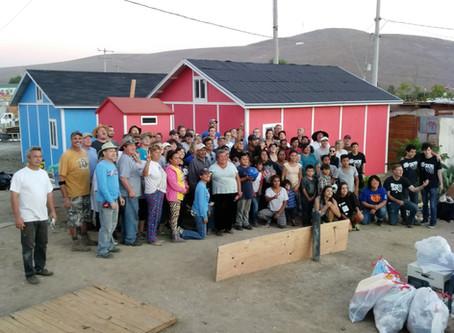 Oct 2017 Mexico House Build