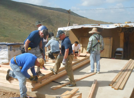 Mexico House Build 04/23/16