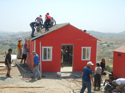 Mexico House Build