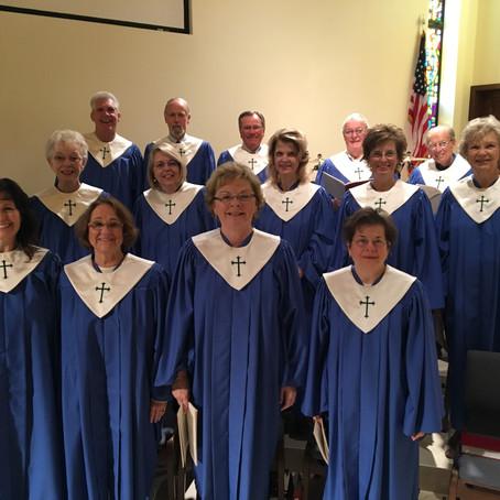 The Liturgical Choir