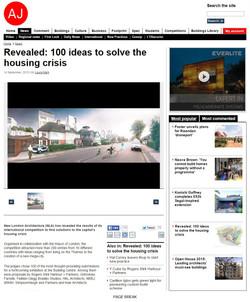 London's Housing Crisis - Page 1