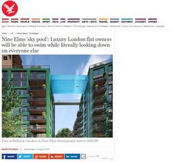 Independent article on Nine Elms
