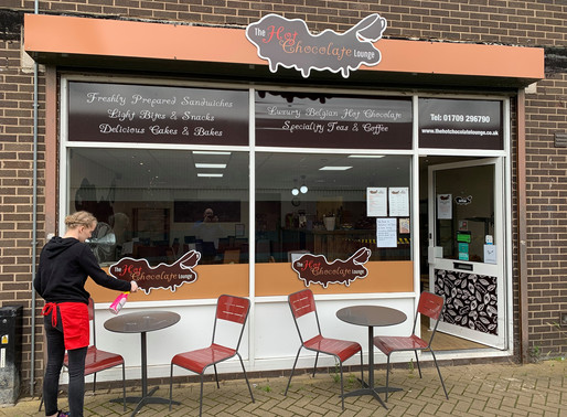 Popular Denaby Cafe Reopens