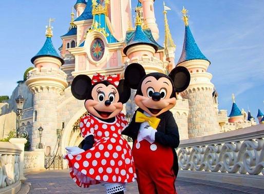 Love Mexborough Team Up with Disney
