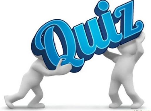 Conisbrough Library Covid 19 Boredom Buster Quiz