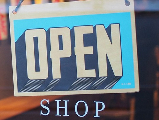 Local Non-Essential Shops Guidelines to Opening.
