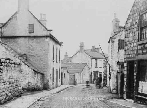 Check Out Some Local History in Lockdown From Conisbrough & Denaby Main Heritage Group