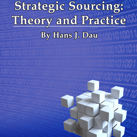 New Book: Strategic Sourcing