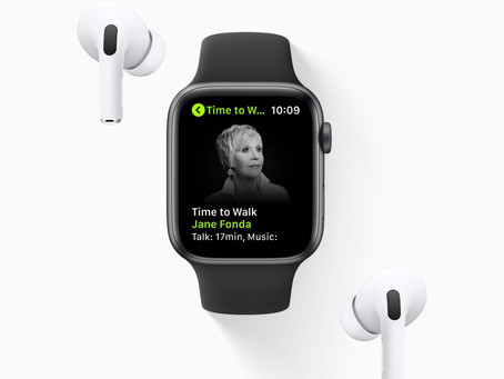 Apple Fitness+ adds Jane Fonda and new workouts for pregnant women, older adults and beginners