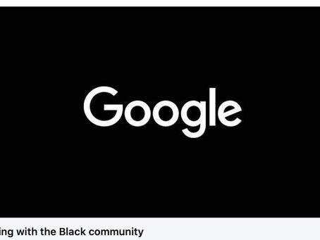 Google to honor Black lives lost with 8 minutes and 46 seconds of silence
