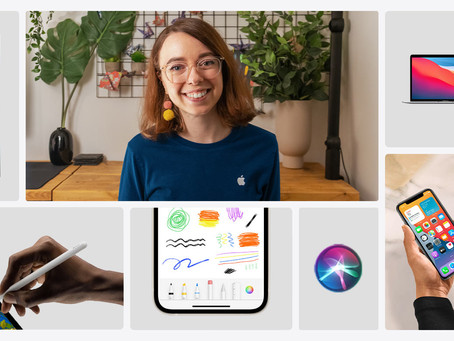 Apple to resume `live' Today at Apple sessions for learning iPhone, iPad and Mac skills at home