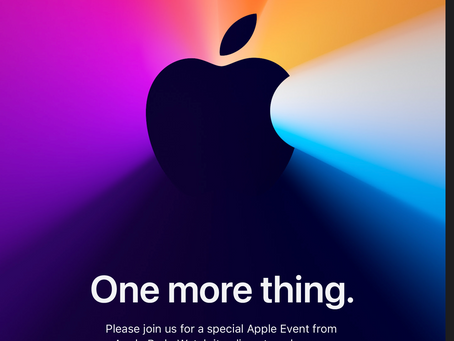 New Macs expected at next Apple `special event' Nov 10: What do you want to see?