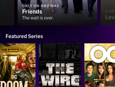"HBO Max launches with an edge for success: ""Friends"""