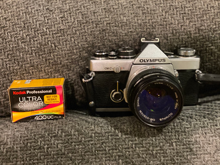 Wishing a fond farewell to Olympus cameras