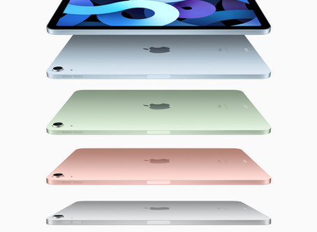 iPad Air first look: Apple's mid-priced tablet undercuts the iPad Pro