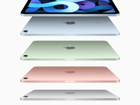 iPad Air first look: Apple's mid-priced tablet undercuts the iPad Pro