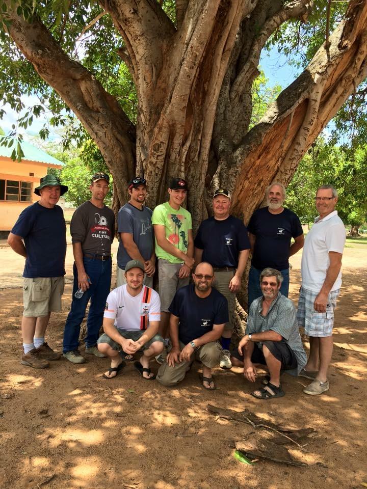 Mphamba group photo 1