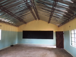 Mphamba Completed 1x4 Renovation project Inside CRB