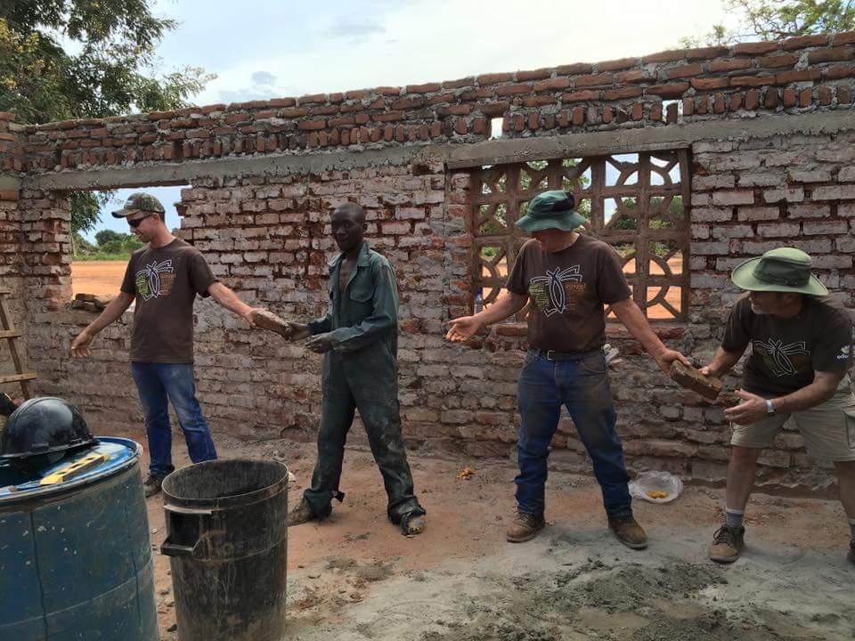 Mphamba brick line