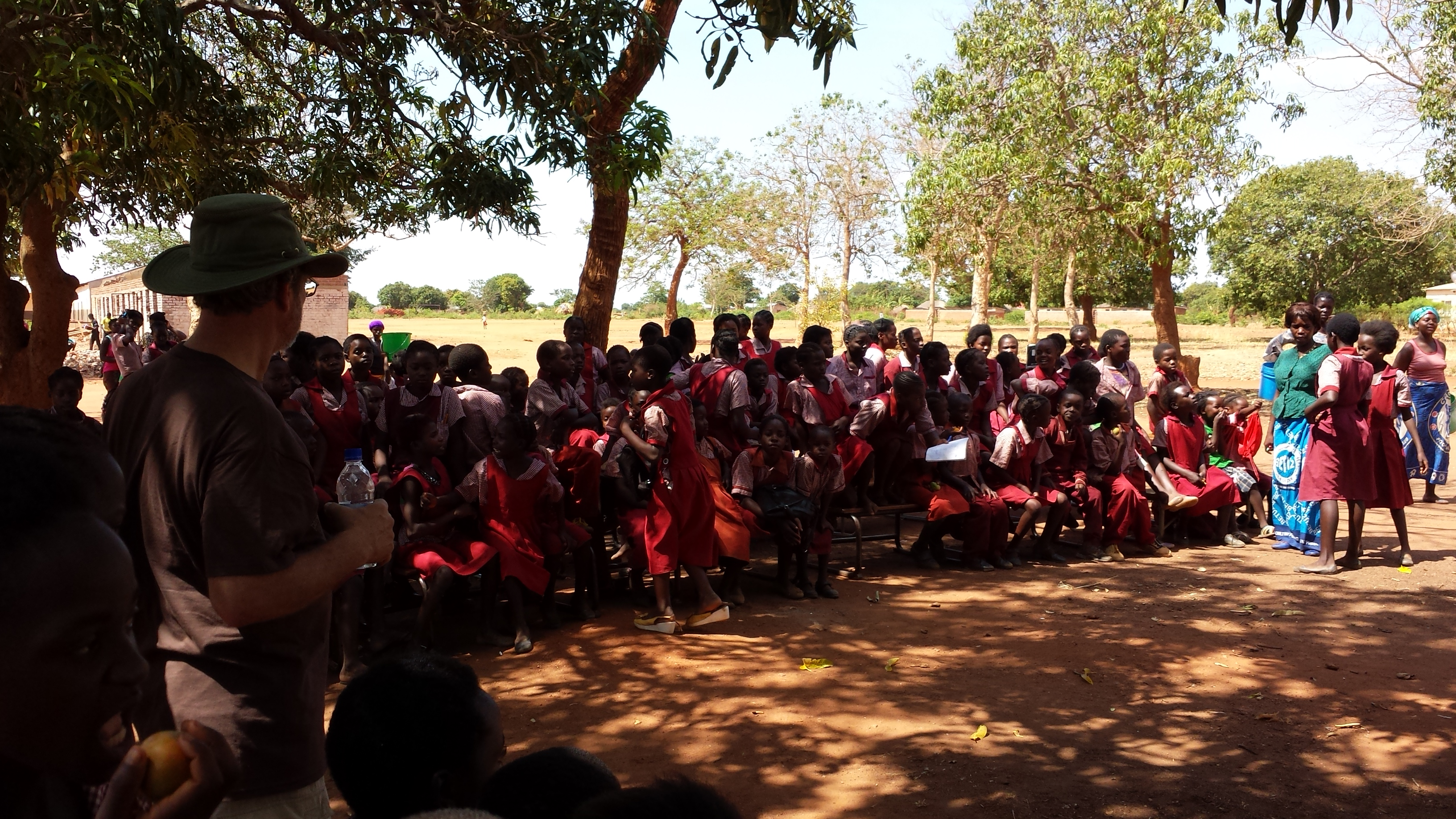 Mphamba children 1