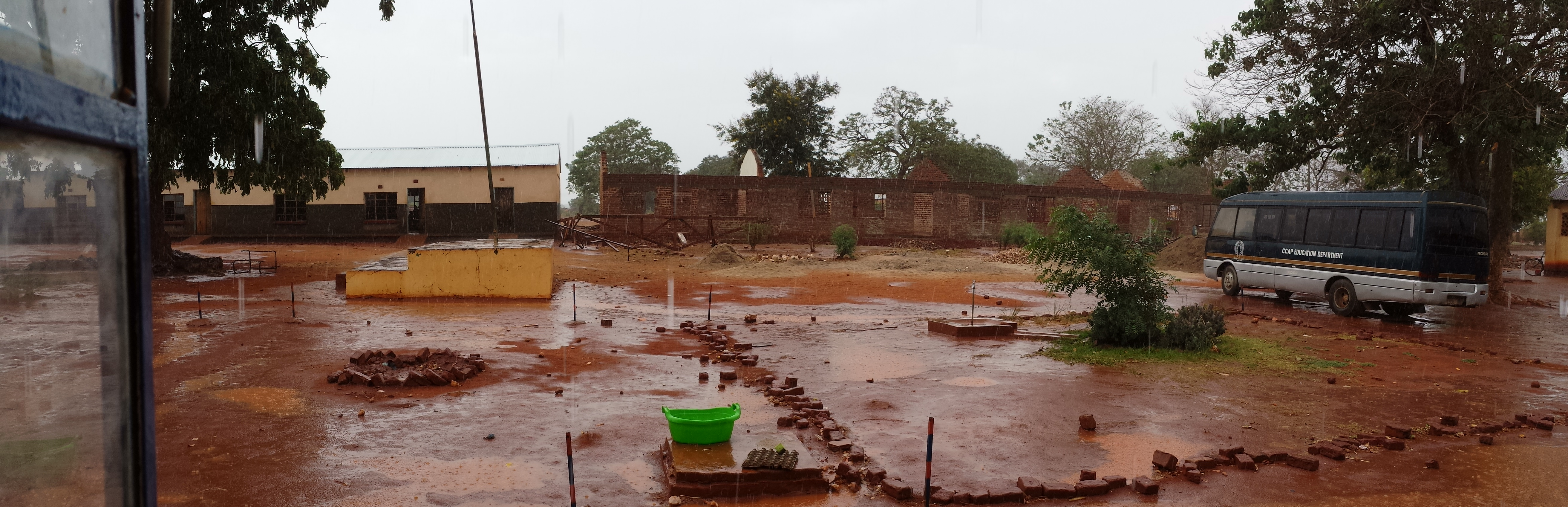 Mphamba unfinished