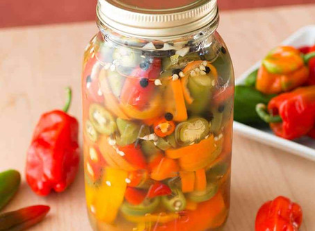 Gregg's Pickled Peps