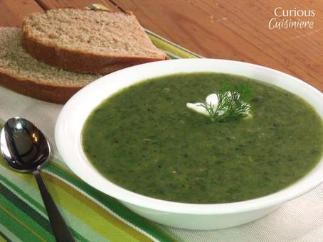 Sorrel Herb Soup