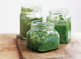 Walnut Parsley Pesto Recipe