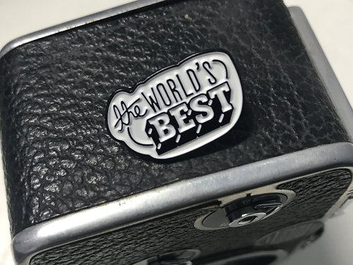 The World's Best Pin