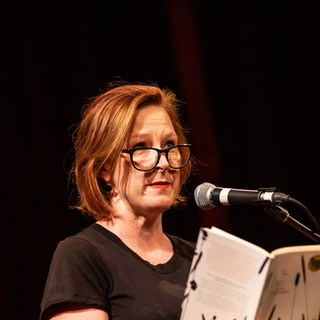 Leigh Sales at Poems for Paws