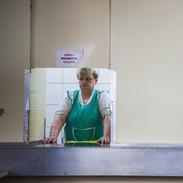 Krakow lunch lady