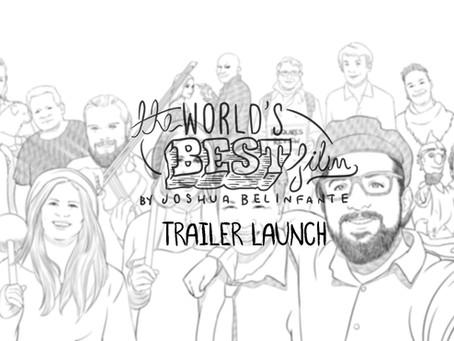 The World's Best Film Trailer.