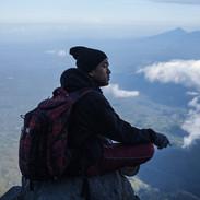 Indonesia - smoking on a volcano