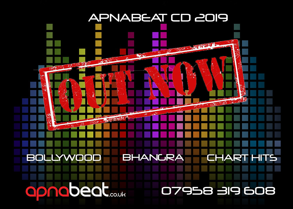 Apnabeat Mix CD 2019
