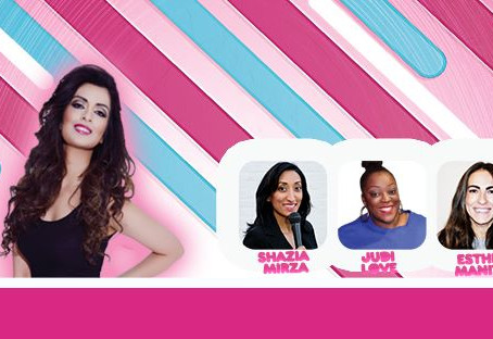 Ladies of Laughter - 31st March 2019, Lowry Theatre, Manchester featuring BBC Asian Network Noreen K