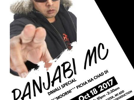 Panjabi MC -Asian Nightclub Manchester