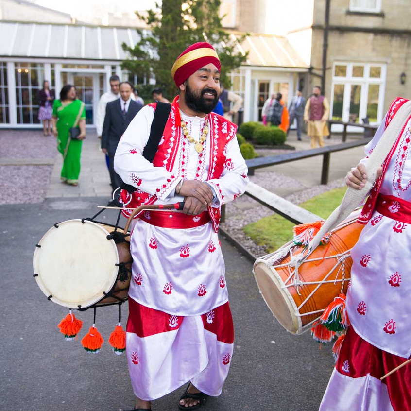 Fusion Dhol - Manchester
