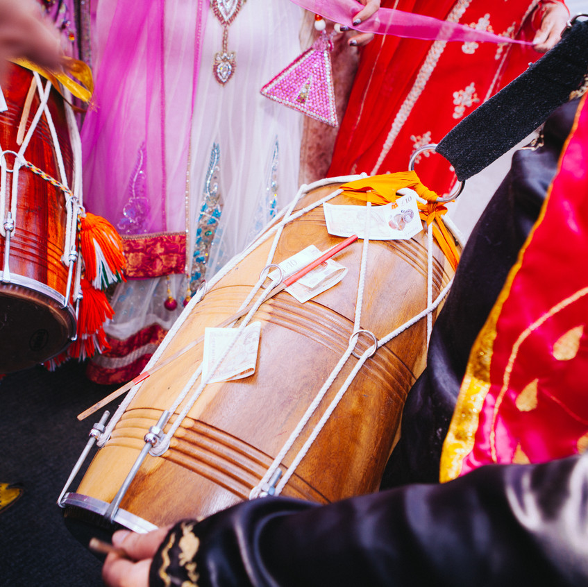 tradtional dhol beats